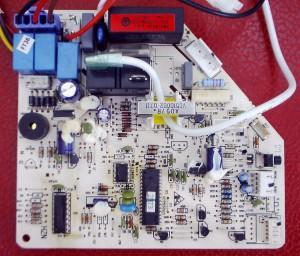 Процесорна платка на Haier