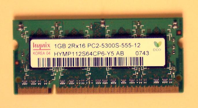 DDR2 памет 1 GB